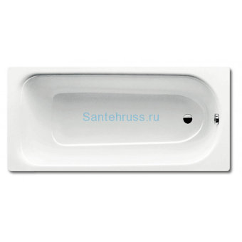 Стальная ванна Kaldewei Advantage Saniform Plus 361-1 с покрытием Easy-Clean 150