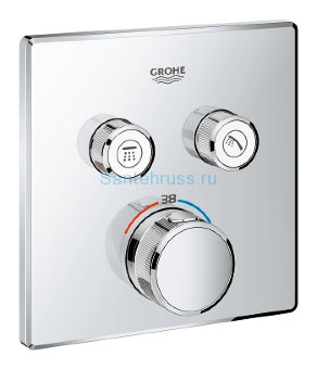 Термостат для ванны Grohe Rainshower SmartControl 29124000