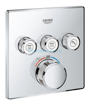 Термостат для ванны Grohe Rainshower SmartControl 29126000
